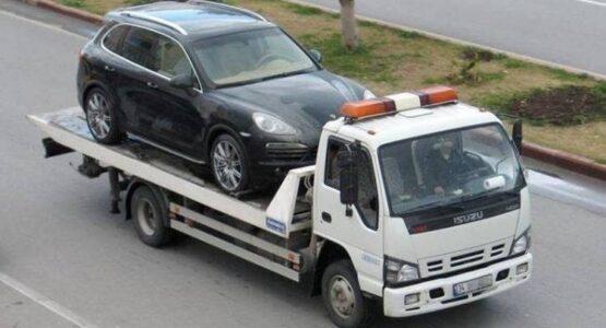 Sıfır Araç Taşıma